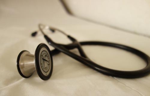 Medizinische Versorgung für Geflüchtete