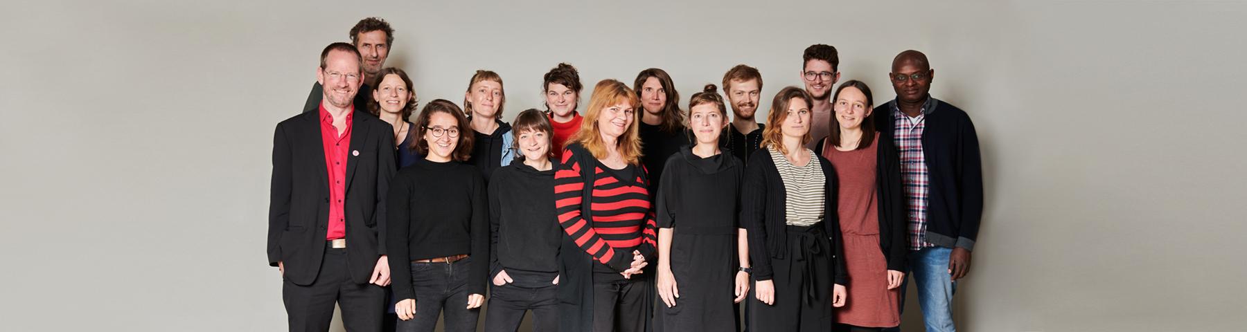 Das Team des Bayerischen Flüchtlingsrats