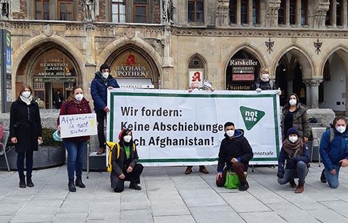 Keine Abschiebungen nach Afghanistan